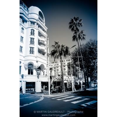 Cannes, ville urbaine